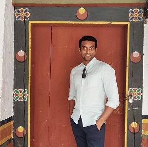 Nipin Bharathan