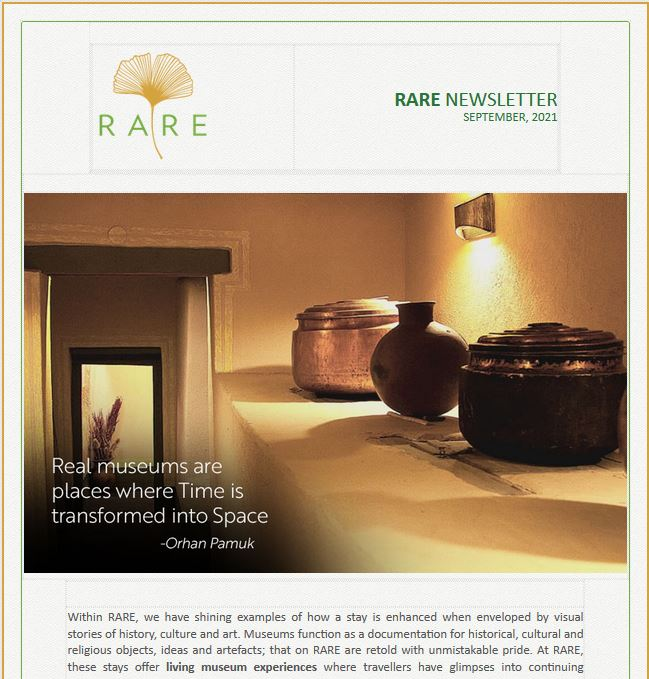 RARE Newsletter | Vol 42 | Discover Museums on RARE