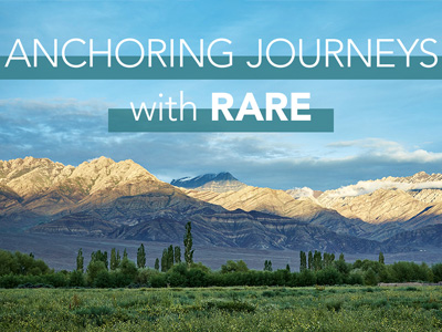 Anchoring Journeys with RARE