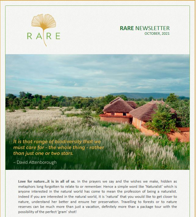 RARE Newsletter | Friends of the Forest | Vol 44 |