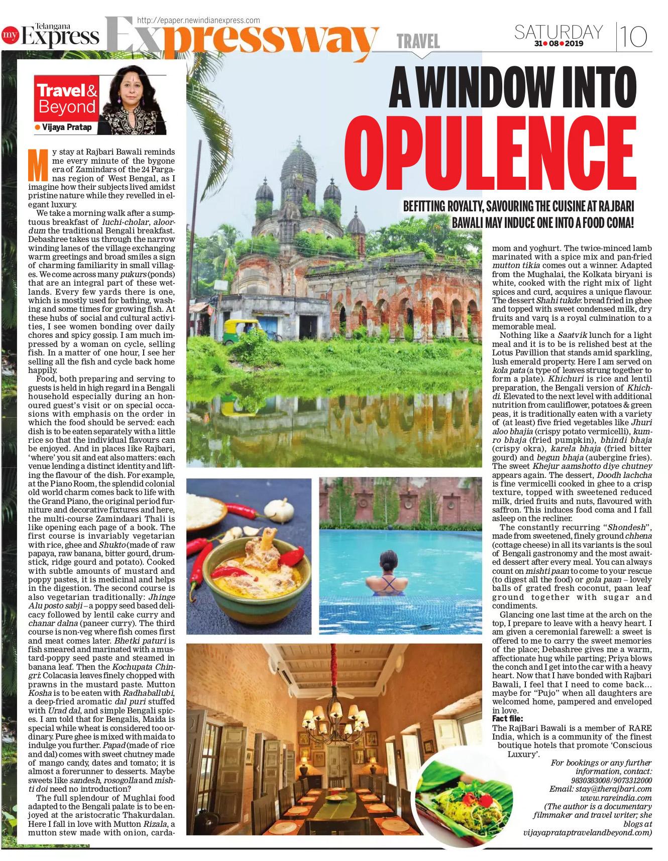 The New Indian Express (Telangana Express-Warangal)