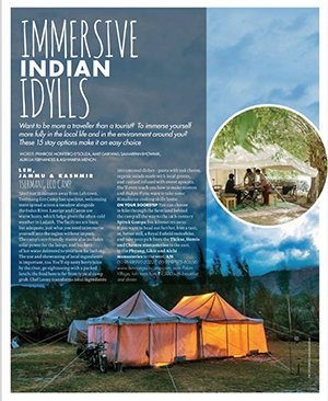 Lonely Planet: Immersive Indian Idylls