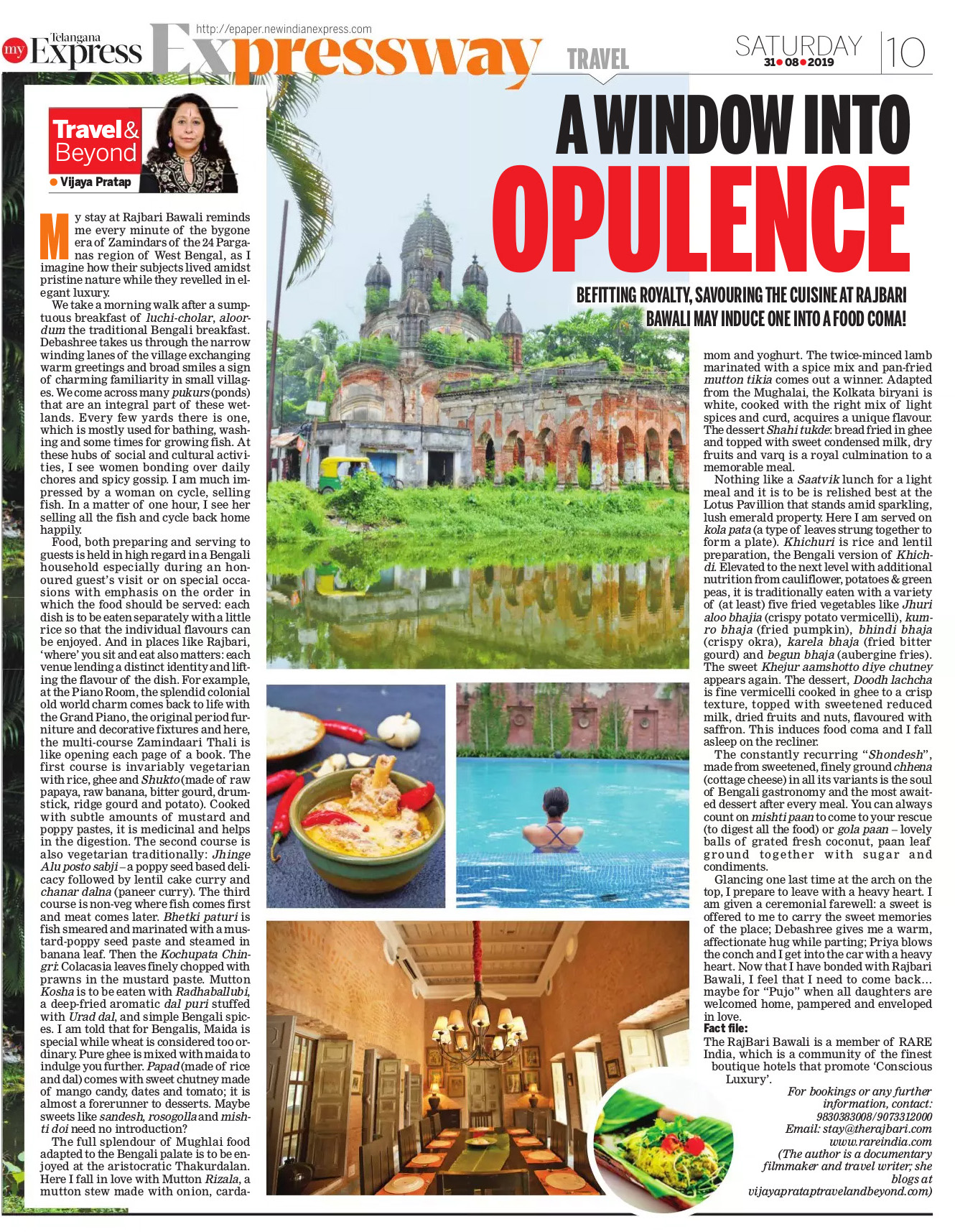 The New Indian Express (Telangana Express-Warangal)