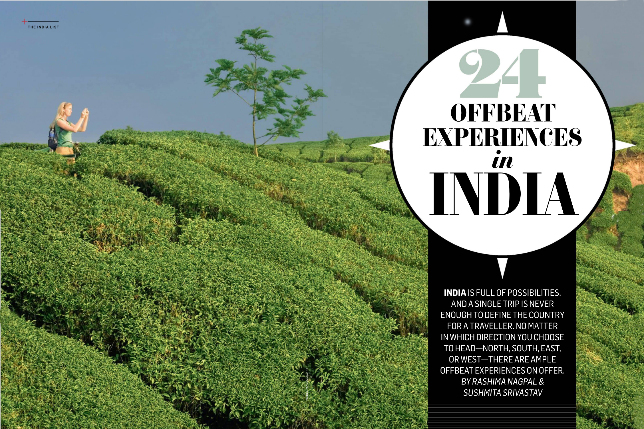 Travel+Leisure India (Part 1) August 2019 Issue